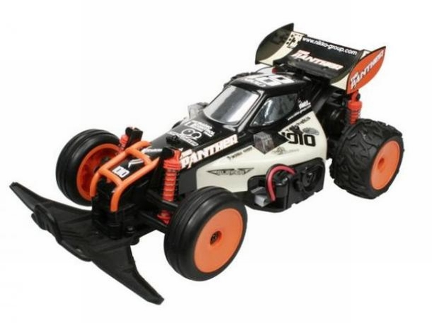 Nikko The Panther Evolution semi prof modelbouw RC Auto 1:16