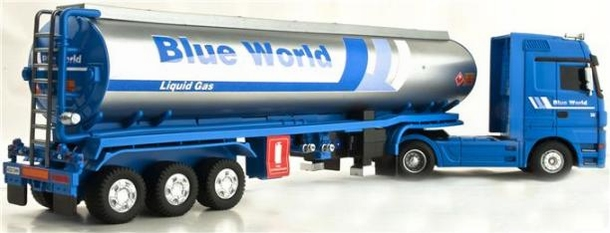 Ninco Mercedes Benz Actros Blue World Heavy Duty RC Truck