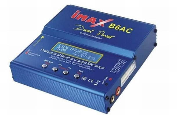 IMAX B6 AC DC Professional Balance Charger RC Lader Oplader