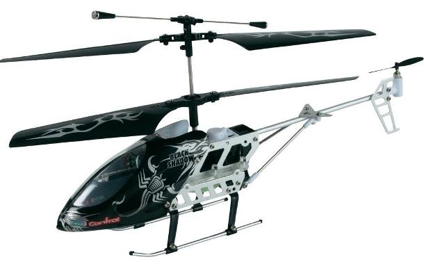Revell Micro Black Shadow speelgoed modelbouw RC Helikopter