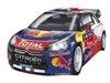 Band 2 RD 27.045 MHz Nikko Citroen DS3 WRC pro line rc auto