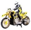 Band C 27.145 MHz Nikko Cross Bike speelgoed RC Motor fiets