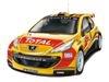 Band 2 RD 27.045 MHz Nikko Peugeot 207 IRC Belgium rc auto