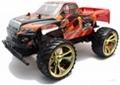 NQD Big Foot Big Wheel King speelgoed RC Monster Truck 1:10