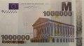 Publicatie traktaat: MILJOEN EURO BILJET vraag stelling BL